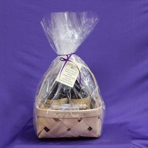 lavender bath gift baskets
